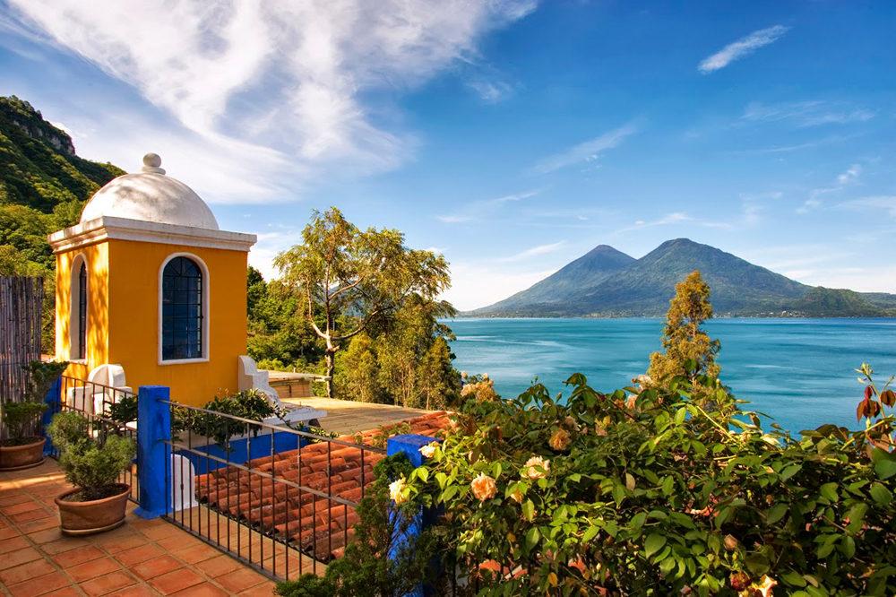 Dónde me puedo quedar en Guatemala