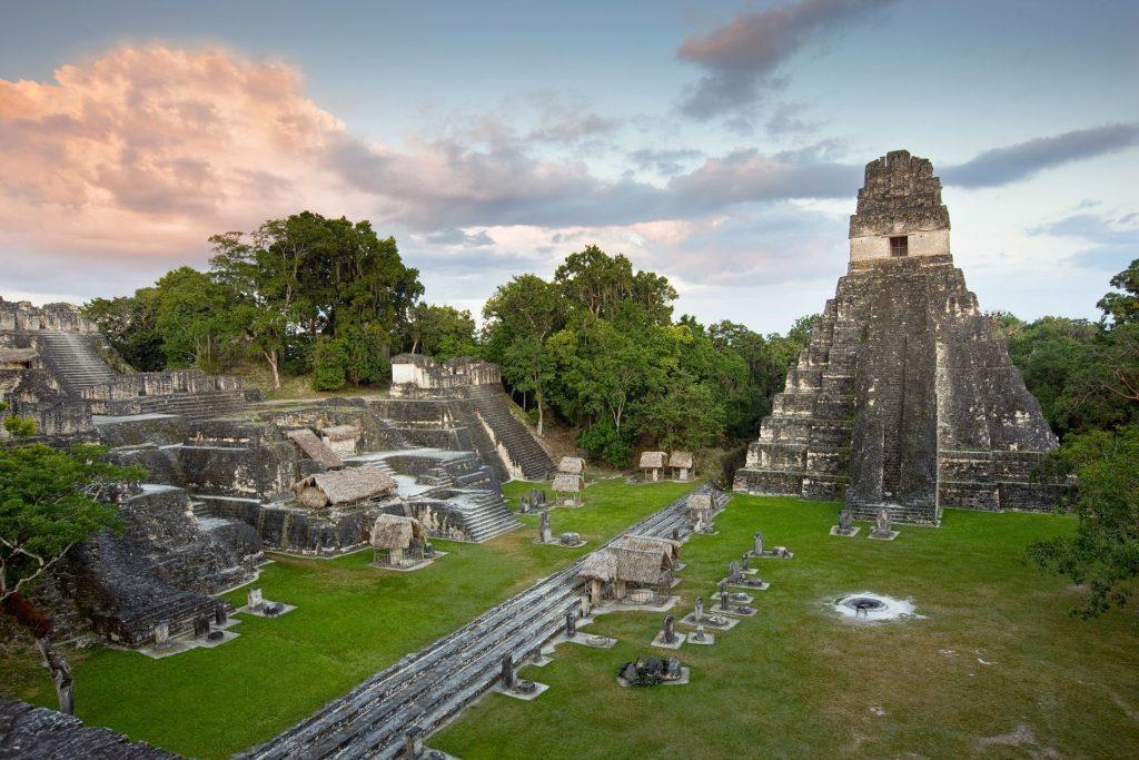 Un viaje por Tikal