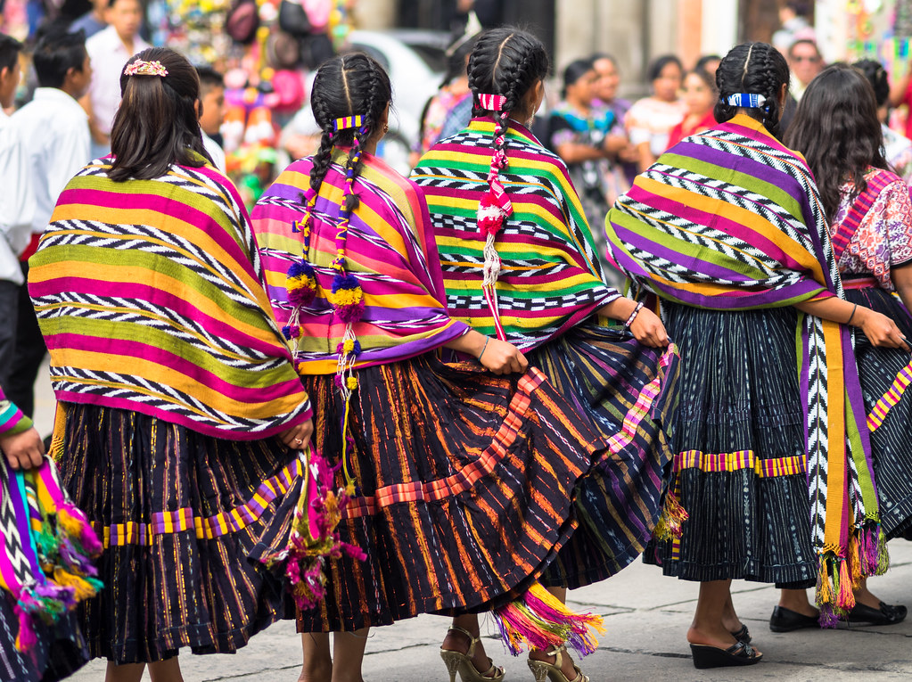 guatemala traje