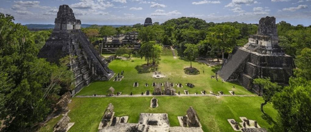 Ruinas mayas de Tikal Guatemala