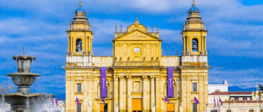 La catedral metropolitana de Santiago