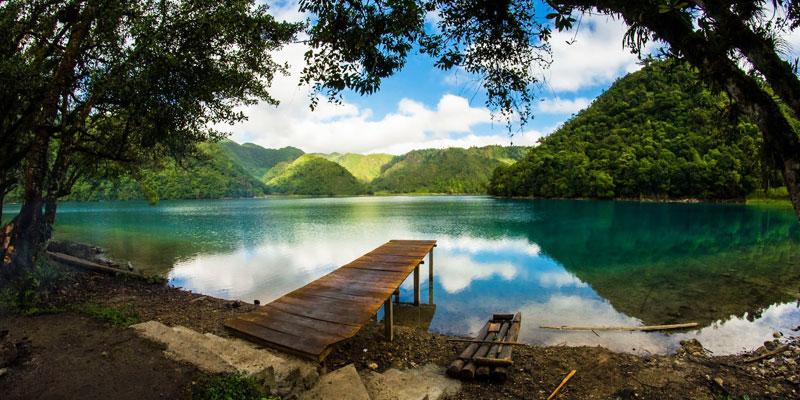 laguna brava en guatemala