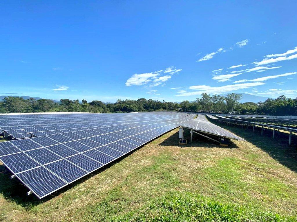 planta fotovoltaica Opico Power de 5.2 MW