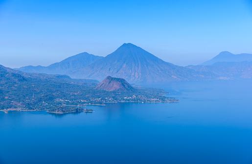 Conoce algunos de los volcanes de Guatemala