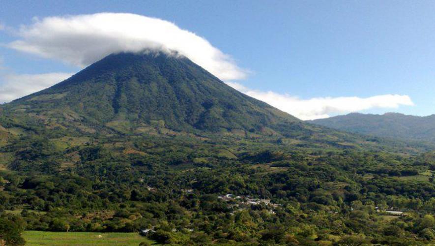 Volcán Amayo, Jutiapa