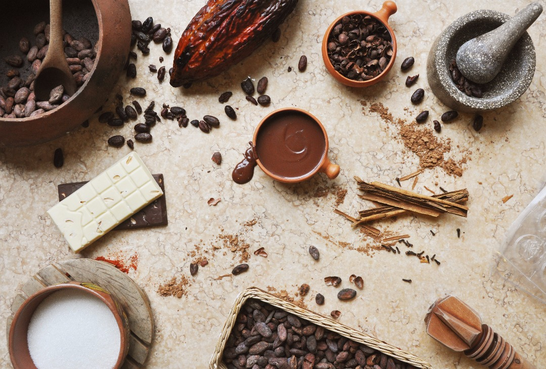 chocolate en el ChocoMuseo