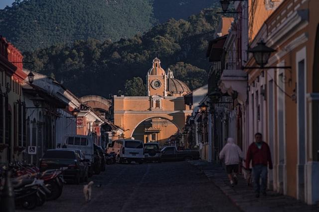 Todo sobre Antigua Guatemala