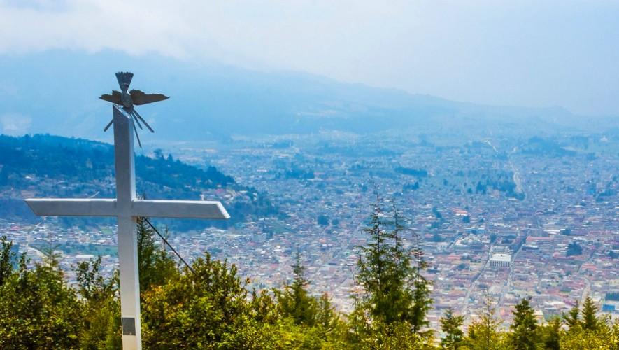 Miradores de Quetzaltenango